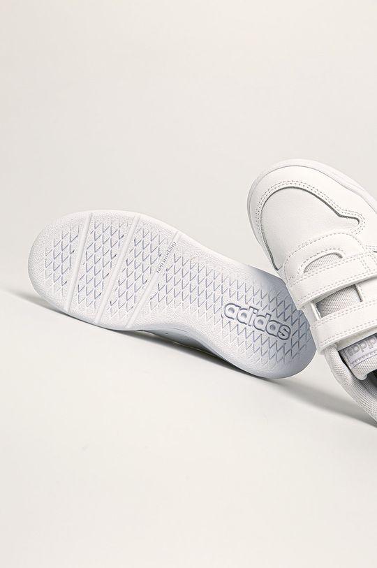 білий adidas - Дитячі черевики Tensaur C