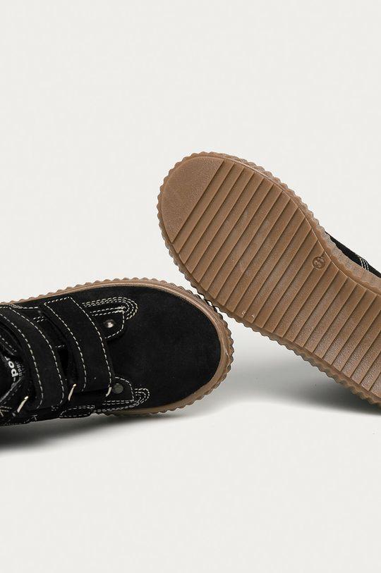 czarny Mrugała - Buty dziecięce