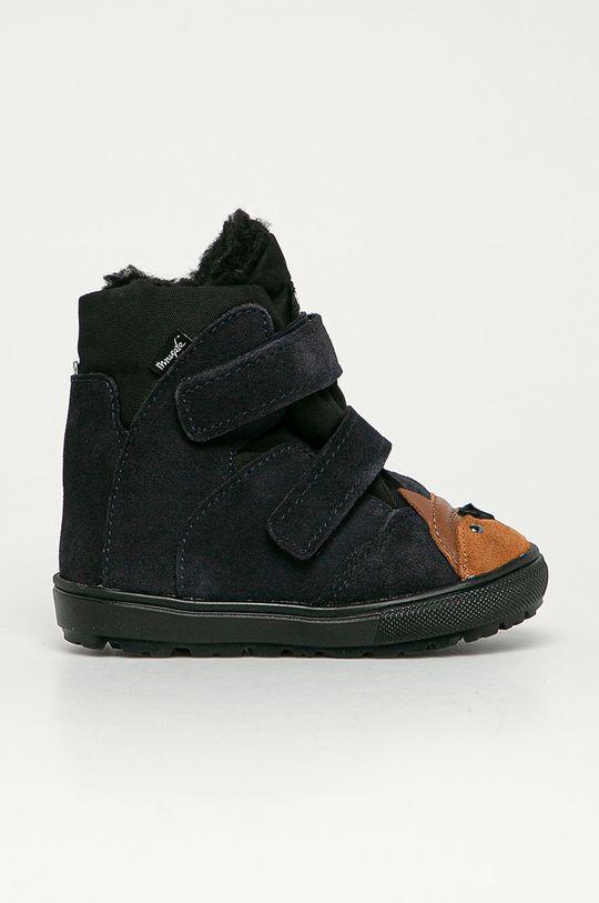 granatowy Mrugała - Buty dziecięce Dziecięcy