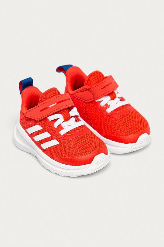 adidas Performance - Дитячі черевики FortaRun EL I червоний