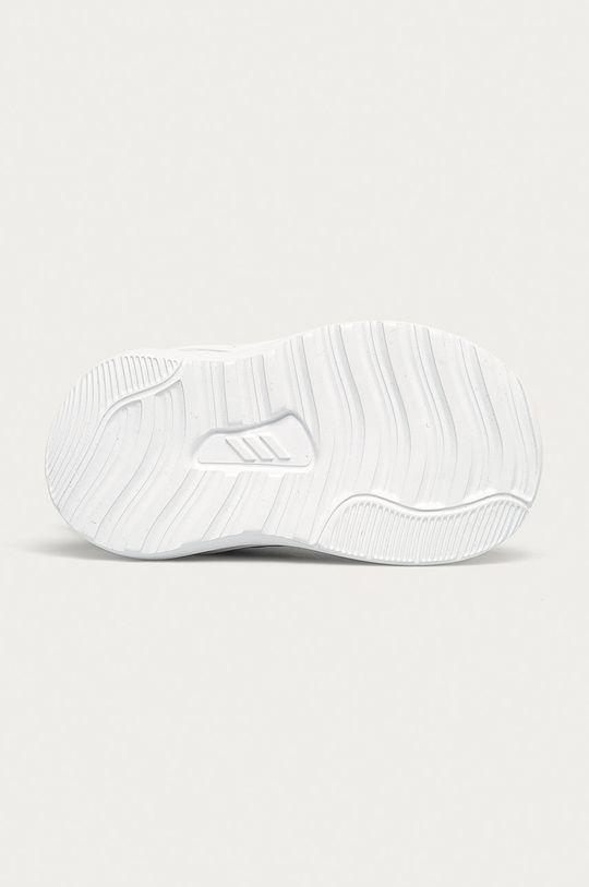 червоний adidas Performance - Дитячі черевики FortaRun EL I