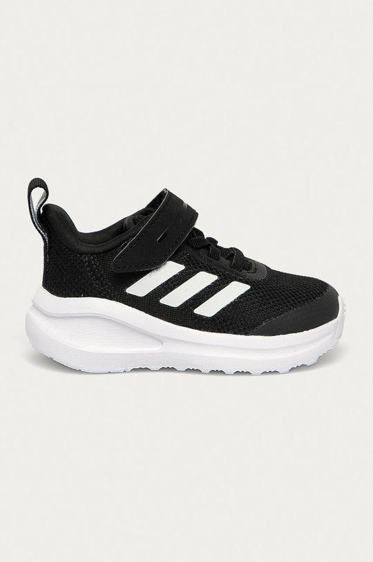 čierna adidas Performance - Detské topánky FortaRun EL I Detský