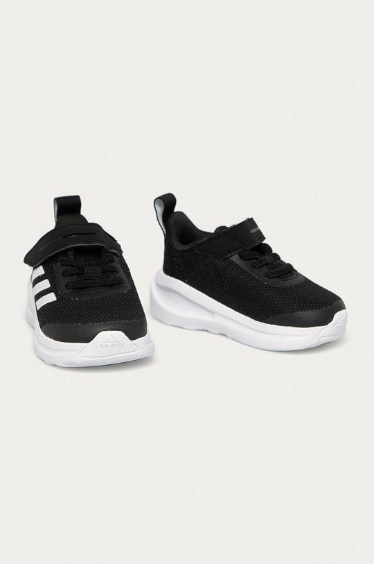 adidas Performance - Detské topánky FortaRun EL I čierna