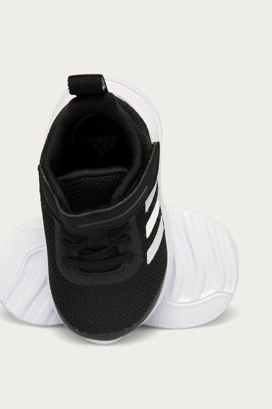 čierna adidas Performance - Detské topánky FortaRun EL I