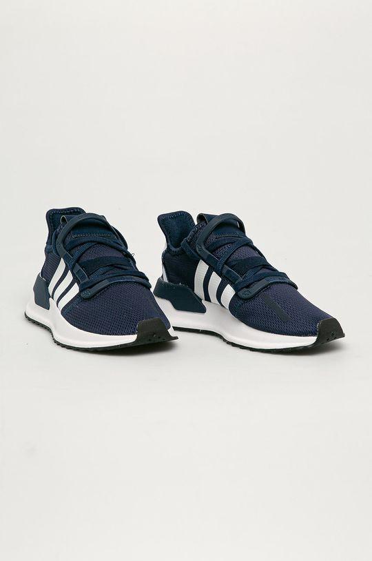 adidas Originals - Topánky U Parh Run J tmavomodrá
