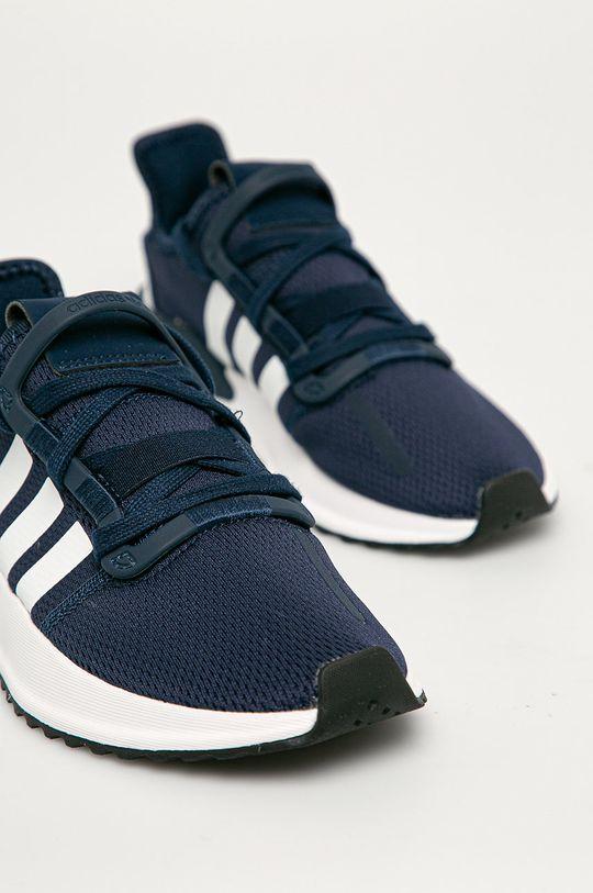 tmavomodrá adidas Originals - Topánky U Parh Run J