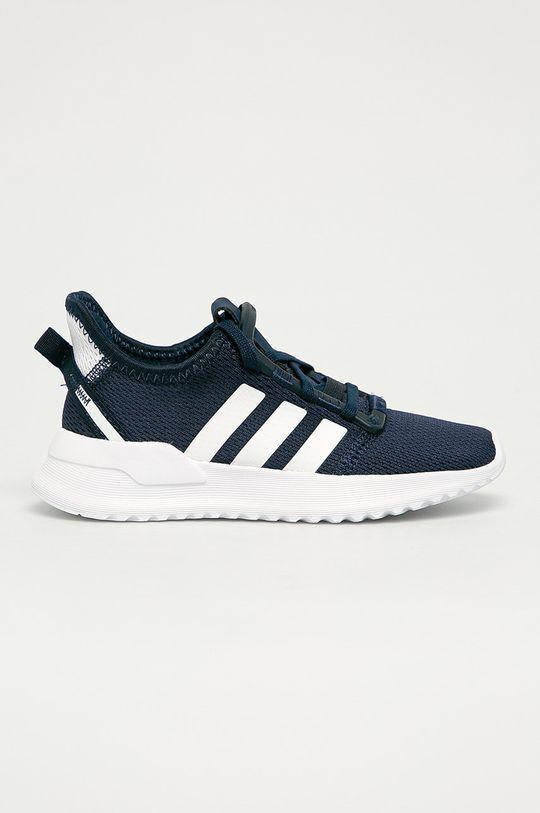 tmavomodrá adidas Originals - Detské topánky Detský