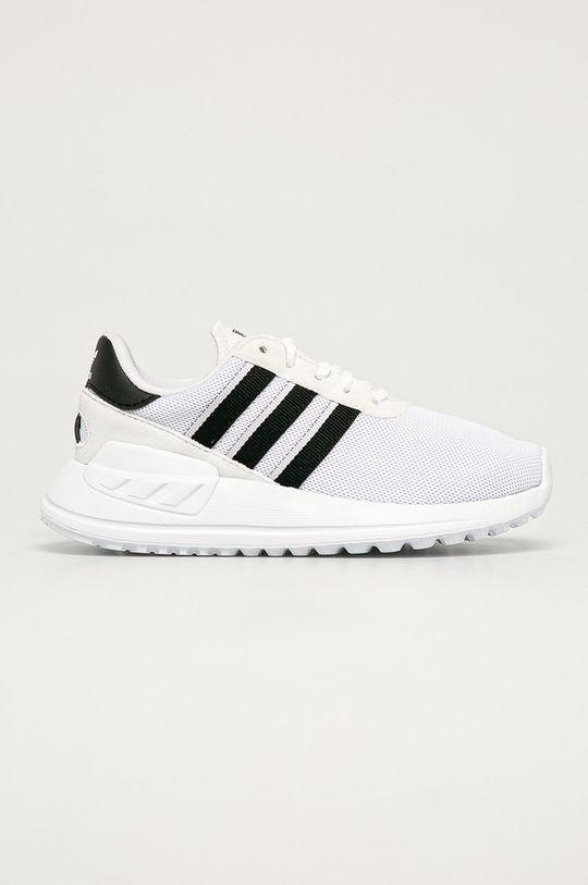 biela adidas Originals - Detské topánky Trainer Lite C Detský