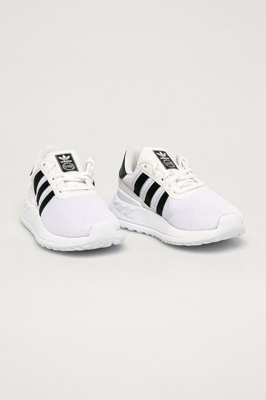 adidas Originals - Detské topánky Trainer Lite C biela