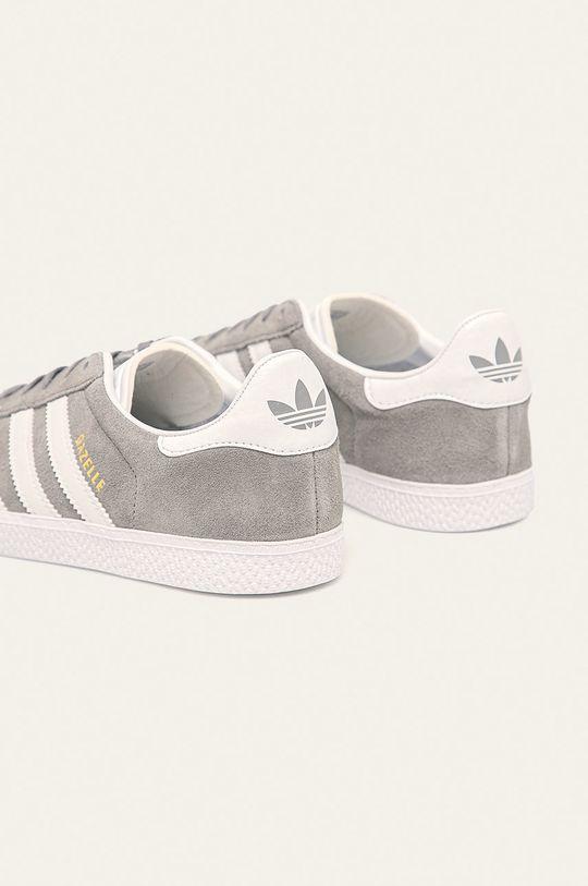 jasny szary adidas Originals - Buty dziecięce Gazelle