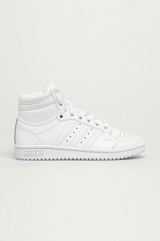 biela adidas Originals - Detské topánky Top Ten Detský
