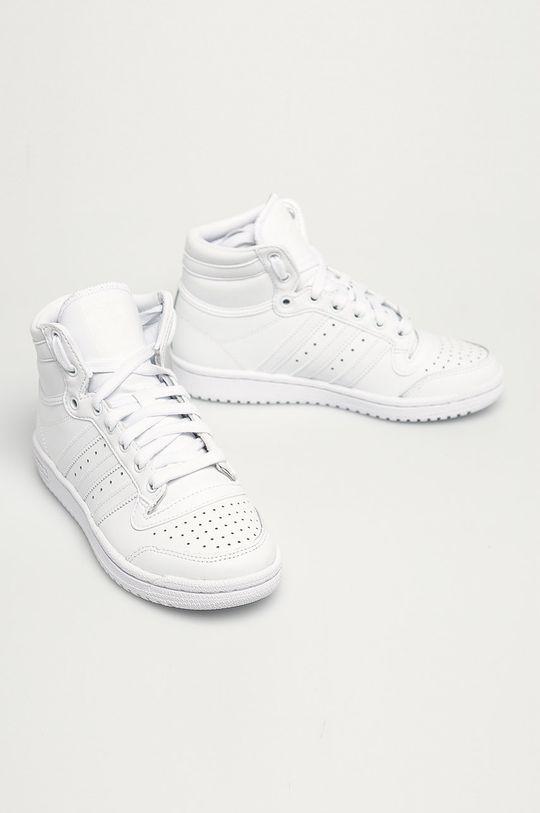adidas Originals - Detské topánky Top Ten biela
