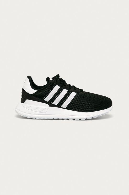 černá adidas Originals - Dětské boty La Trainer Lite J Dětský