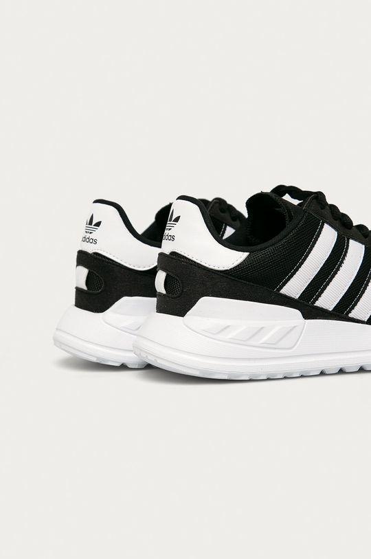 černá adidas Originals - Dětské boty La Trainer Lite J