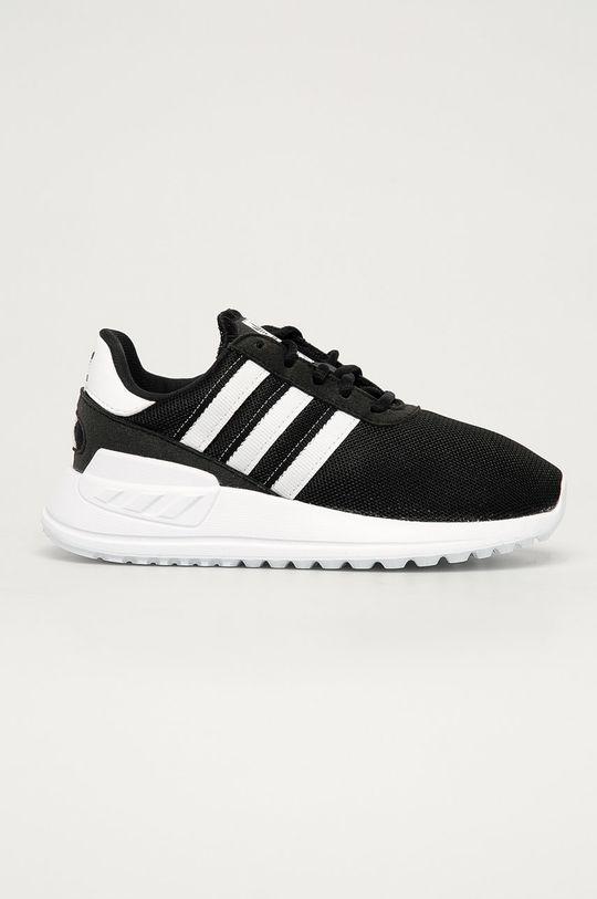 černá adidas Originals - Dětské boty LA Trainer Lite C Dětský