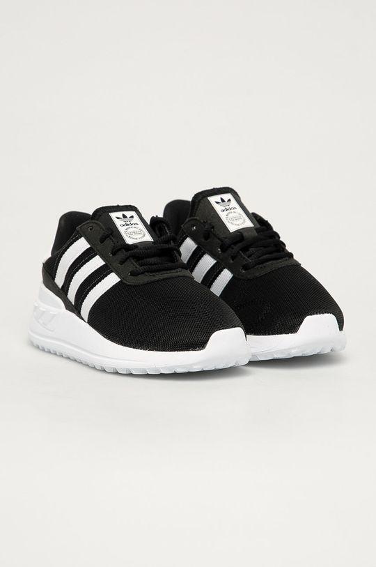 adidas Originals - Dětské boty LA Trainer Lite C černá