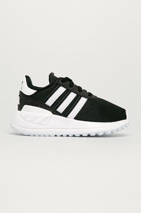 černá adidas Originals - Dětské boty LA Trainer Lite Dětský