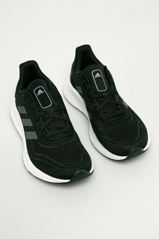 adidas Performance - Dětské boty Supernova J černá