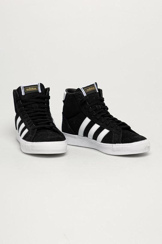adidas Originals - Detské tenisky Basket Profit čierna