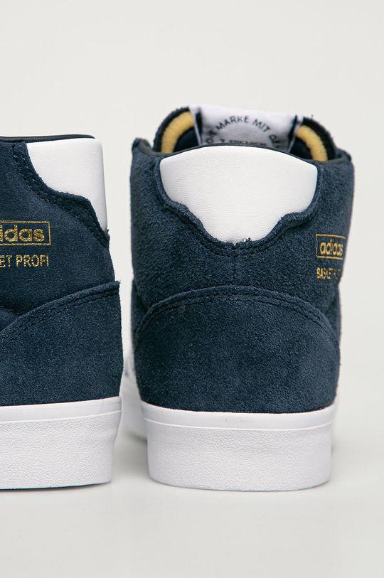 adidas Originals - Dětské semišové boty Basket Profi J  Svršek: Umělá hmota, Semišová kůže Vnitřek: Umělá hmota, Textilní materiál Podrážka: Umělá hmota