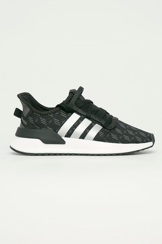negru adidas Originals - Pantofi copii U path Run J De copii