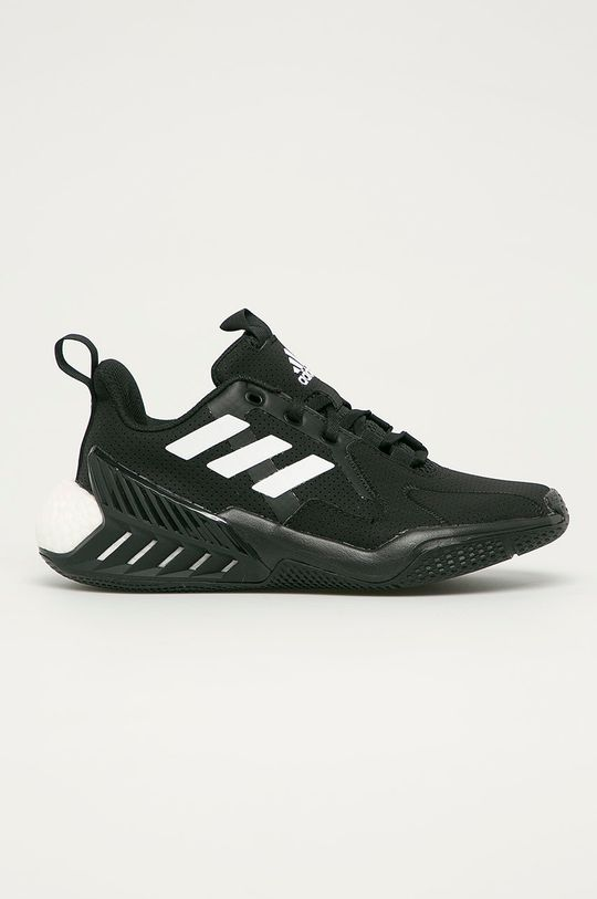 negru adidas Performance - Pantofi copii 4uture One De copii