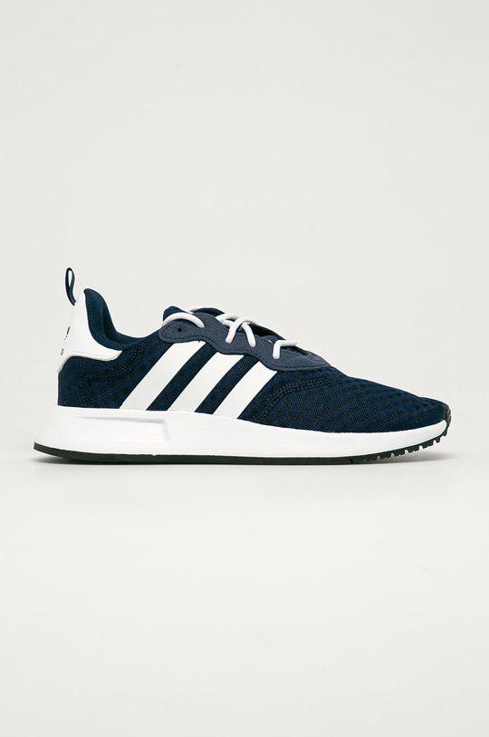tmavomodrá adidas Originals - Detské topánky X_PLR S Detský
