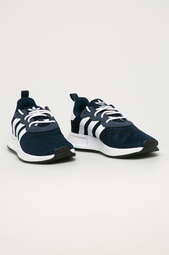 adidas Originals - Detské topánky X_PLR S tmavomodrá