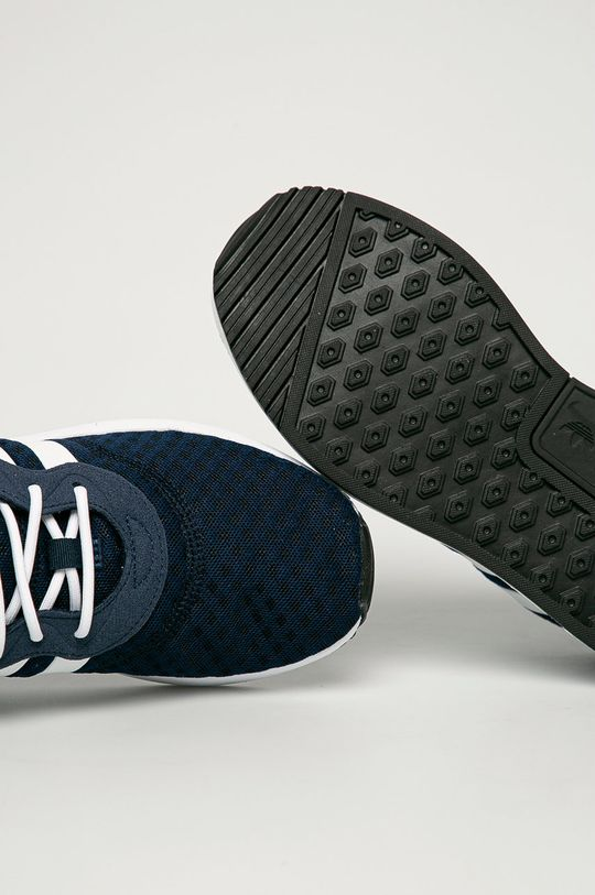 tmavomodrá adidas Originals - Detské topánky X_PLR S