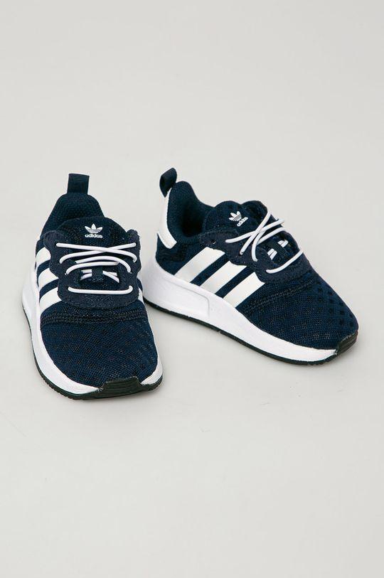 adidas Originals - Dětské boty X_PLR S EL I námořnická modř