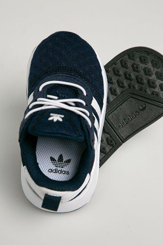 námořnická modř adidas Originals - Dětské boty X_PLR S EL I
