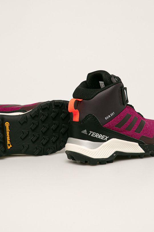 adidas Performance - Detské topánky Terrex Winter Boa  Zvršok: Syntetická látka, Textil Vnútro: Textil Podrážka: Syntetická látka