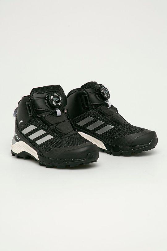 adidas Performance - Detské topánky čierna