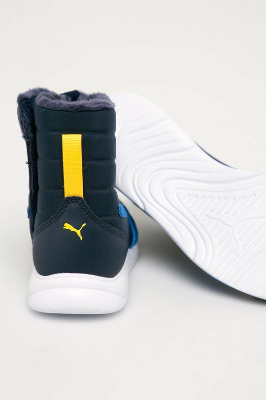 Puma - Dětské boty Fun Race  Svršek: Umělá hmota, Textilní materiál Vnitřek: Textilní materiál Podrážka: Umělá hmota