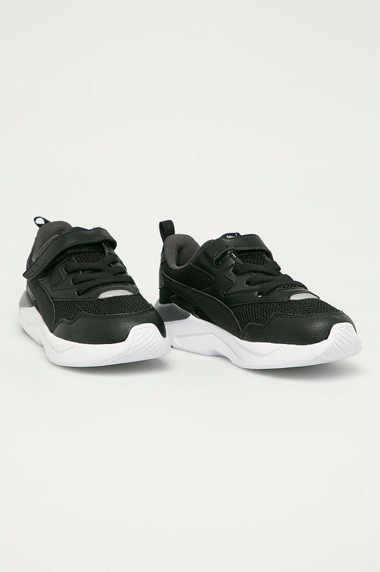 Puma - Pantofi copii X-Ray Lite AC negru
