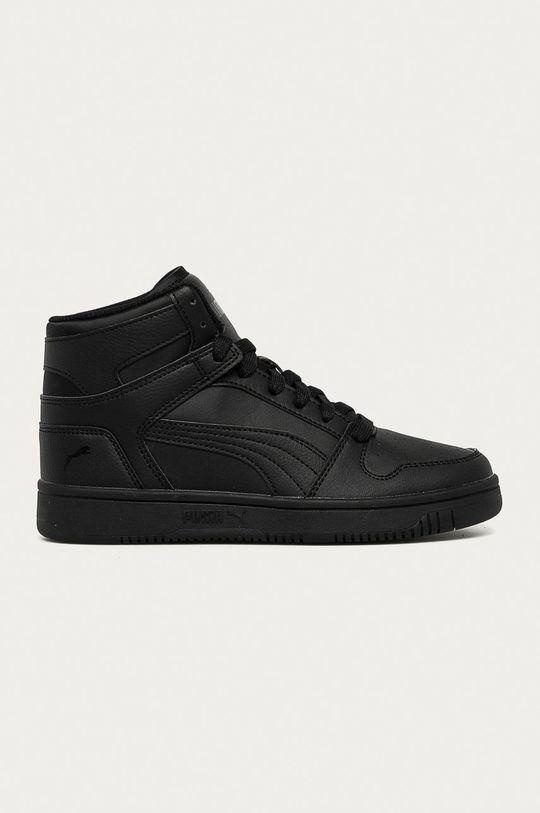 negru Puma - Pantofi copii Rebound Layup SL De copii