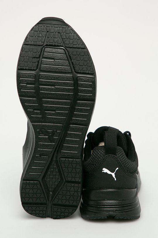 Puma - Detské topánky Wired Run Jr  Zvršok: Syntetická látka, Textil Vnútro: Textil Podrážka: Syntetická látka