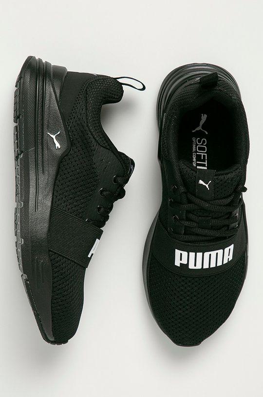 Puma - Detské topánky Wired Run Jr Detský