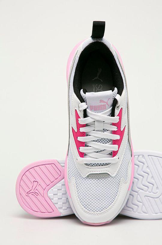 biela Puma - Detské topánky X-Ray Lite Jr