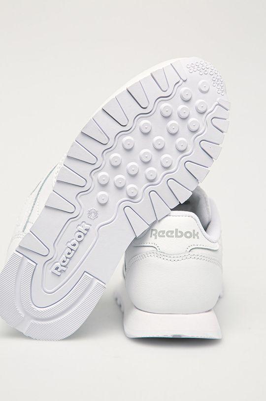 Reebok Classic - Dětské kožené boty Classic  Svršek: Přírodní kůže Vnitřek: Textilní materiál Podrážka: Umělá hmota