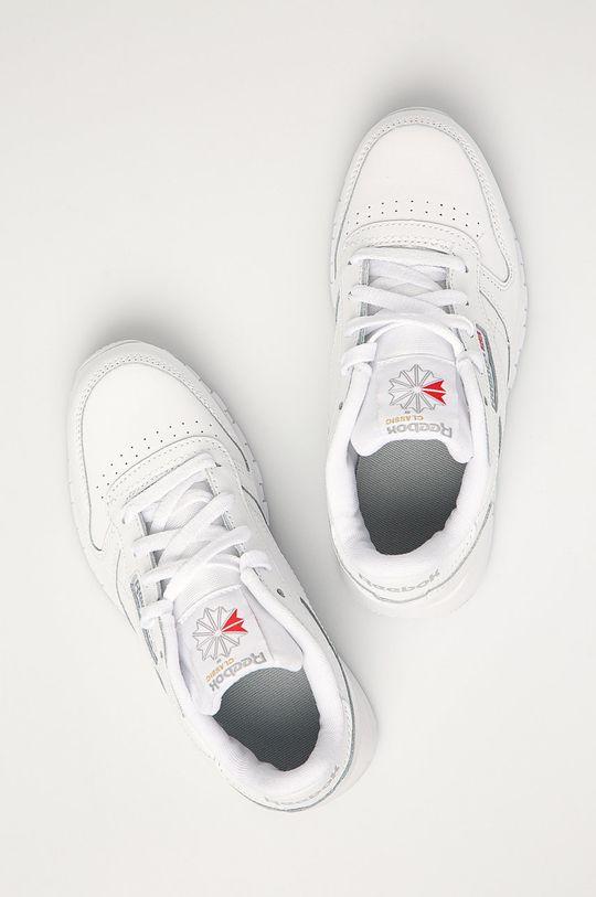 Reebok Classic - Dětské kožené boty Classic Dětský