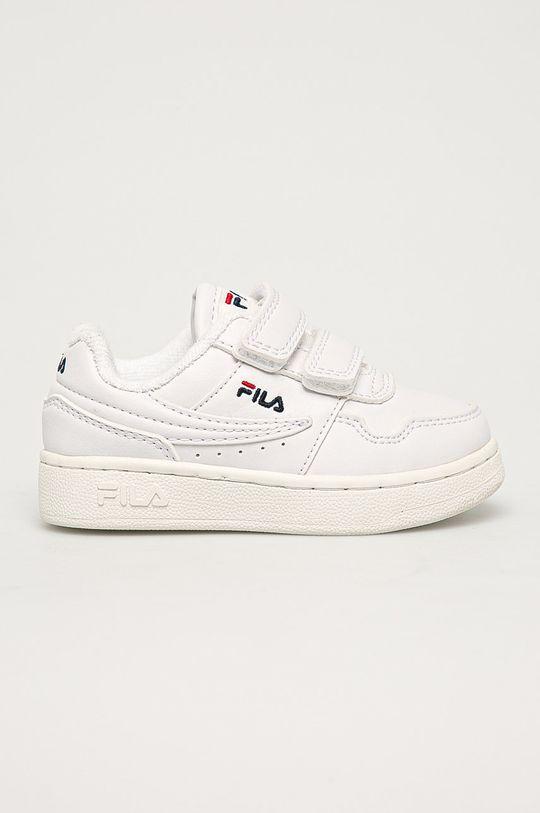 biały Fila - Buty dziecięce Arcade Velcro Infants Dziecięcy