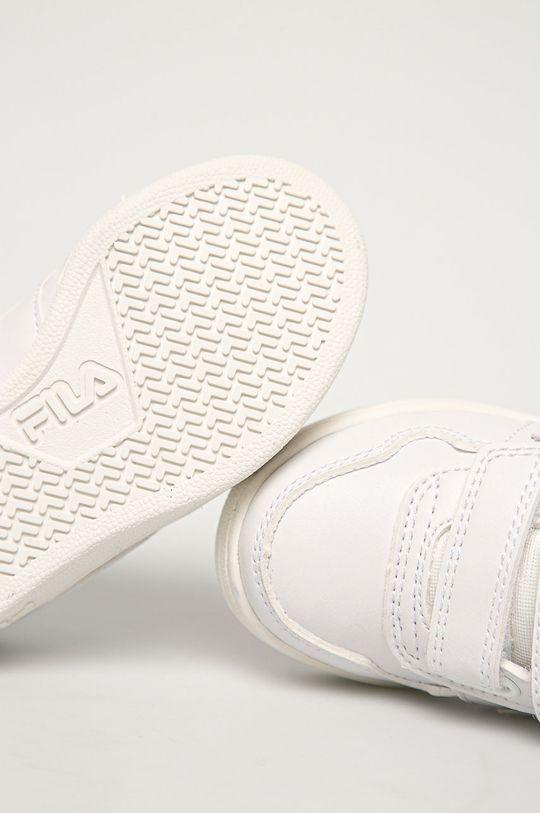 biały Fila - Buty dziecięce Arcade Velcro Infants