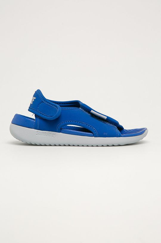 niebieski Nike Kids - Sandały dziecięce Sunray Adjust 5 V2 Dziecięcy