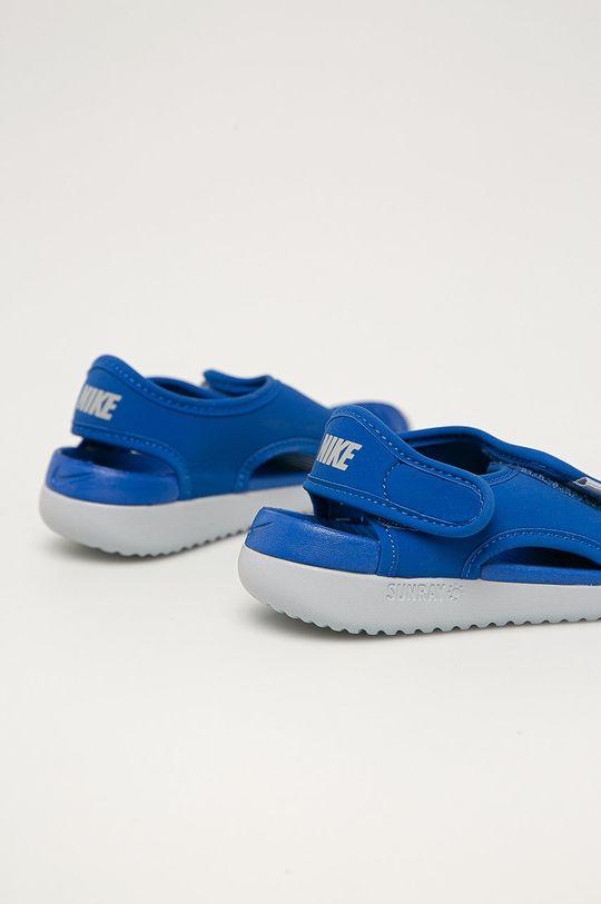Nike Kids - Sandały dziecięce Sunray Adjust 5 V2 Cholewka: Materiał syntetyczny, Wnętrze: Materiał tekstylny, Podeszwa: Materiał syntetyczny
