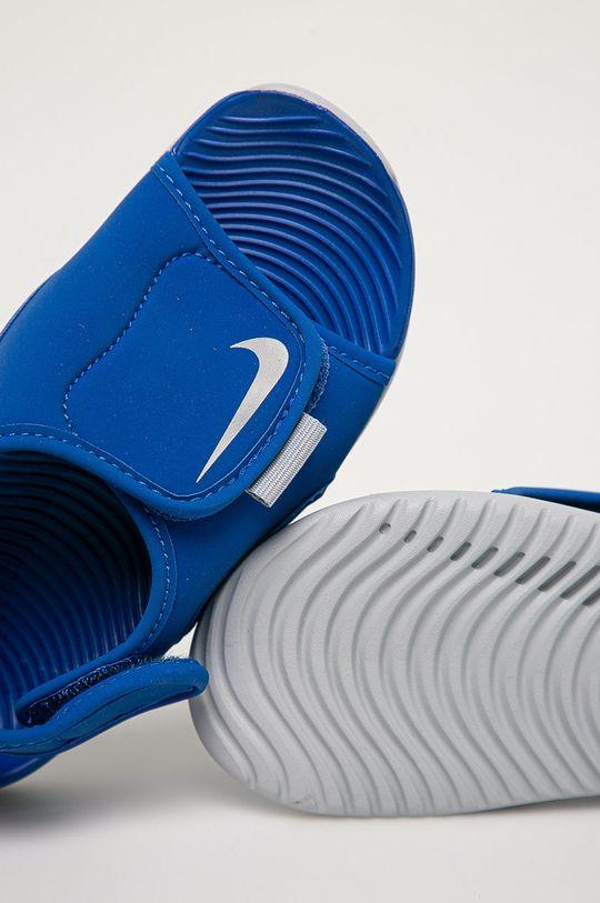 niebieski Nike Kids - Sandały dziecięce Sunray Adjust 5 V2