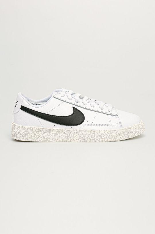 biela Nike Kids - Detské topánky Blazer Low Detský