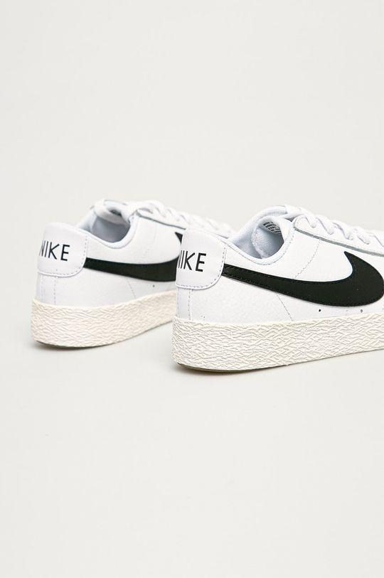 Nike Kids - Detské topánky Blazer Low  Zvršok: Prírodná koža Vnútro: Textil Podrážka: Syntetická látka