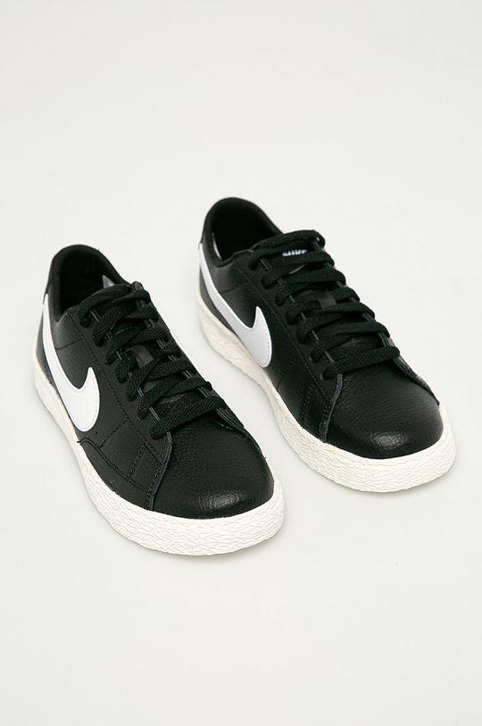 Nike Kids - Pantofi copii Blazer Low negru