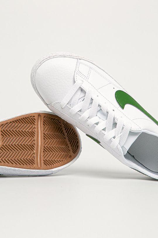 biela Nike Kids - Detské topánky Blazer Low
